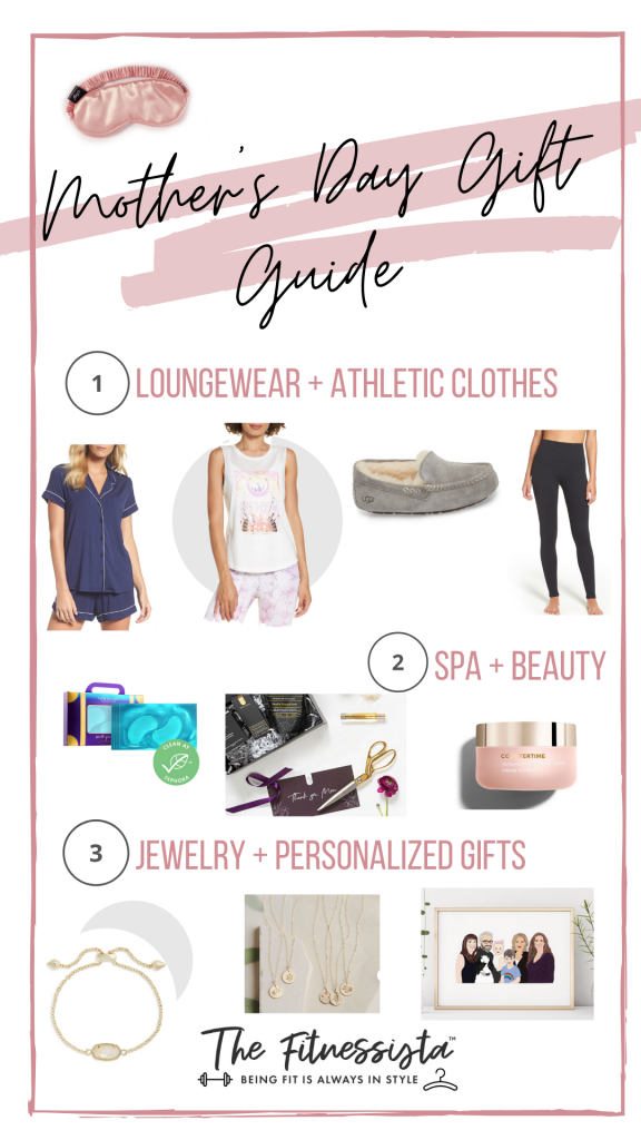 ideas on how to make mother's day special while we stay at home this year!  fitnessista.com