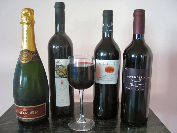 Alcohol for the calorie conscious