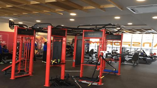 Transform Gym, Andheri East