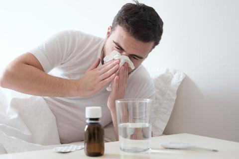 colds and Flu After Over Training