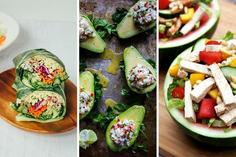 Try New Healthy Recipes