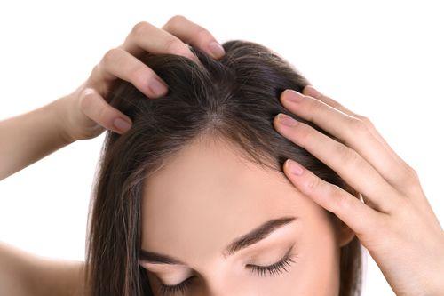 Muskmelon promoted hair growth