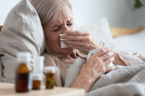 How age and medical conditions affect the immune system