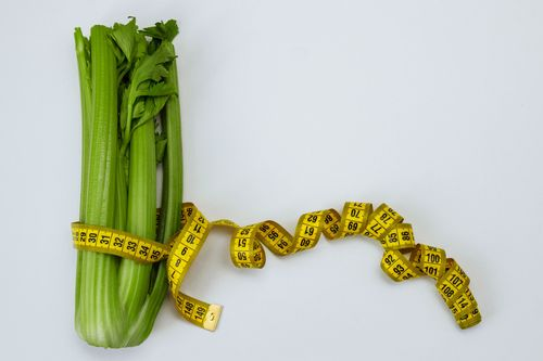 celery aids healthy weight loss
