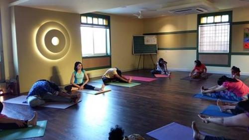 Best Yoga Studio in Chennai
