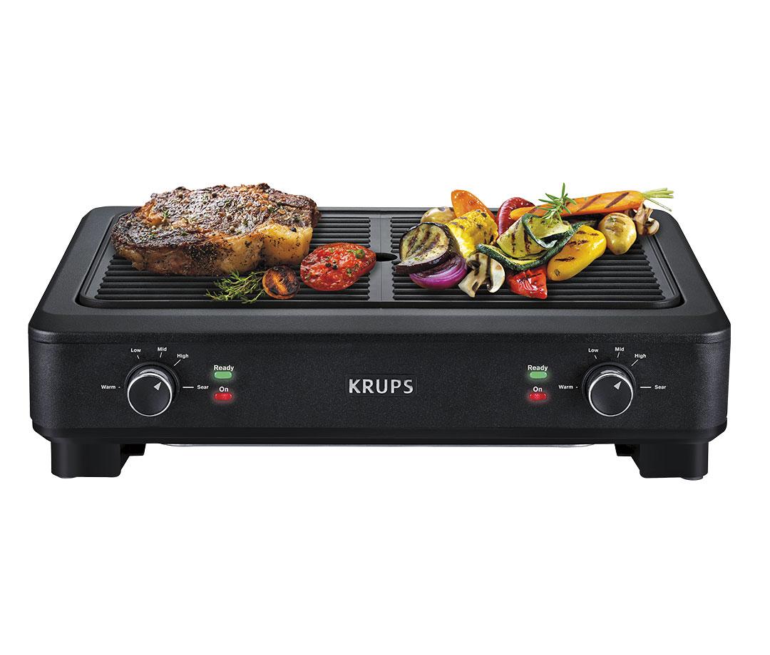 Krups Smokeless Indoor Grill