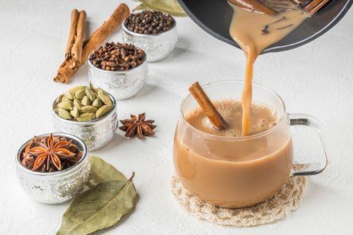 Immunity boosting spiced tea