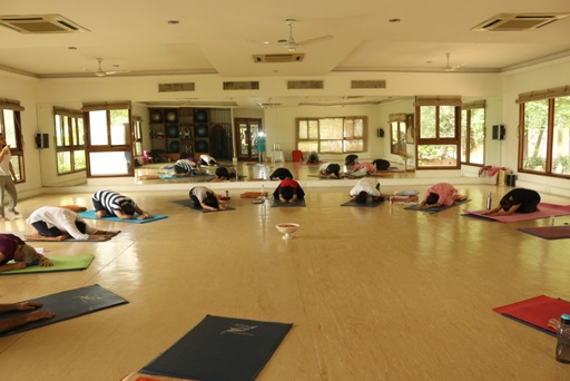 Best Yoga Studios in Delhi