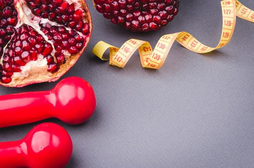 Pomegranate boosts exercise performance