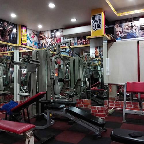 Asian Fitness Centre in Kolkata