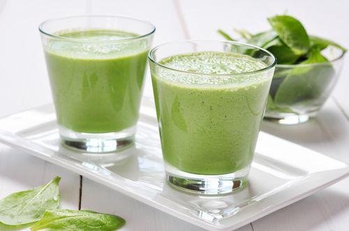 Evergreen smoothie
