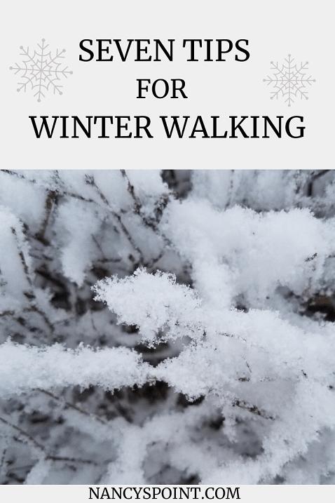 Seven Tips for #Winter #Walks #getoutside #cancer #womenshealth exercise #dogs #springerspaniels #walkingtips dogtips #coldweather