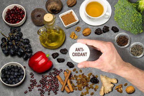 Ghee has powerful antioxidant abilities