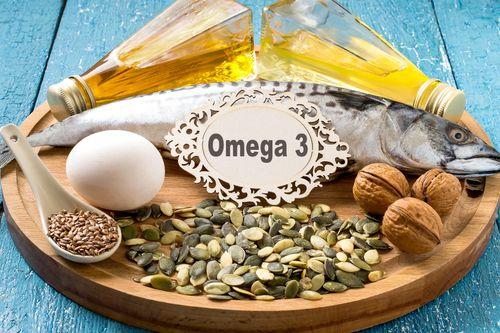 Ghee is rich in Omega 3 fatty acids
