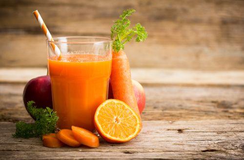 carrot sunshine drink
