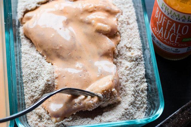 gluten free nashville hot chicken