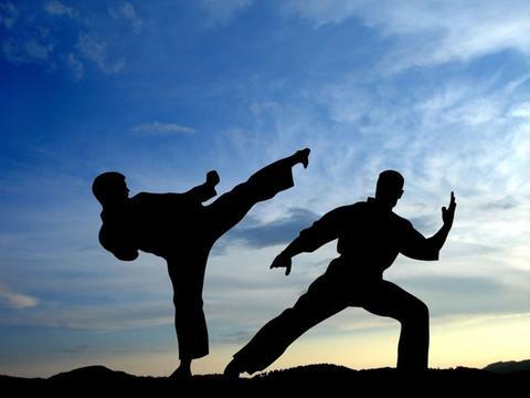 Martial Arts As Exercise