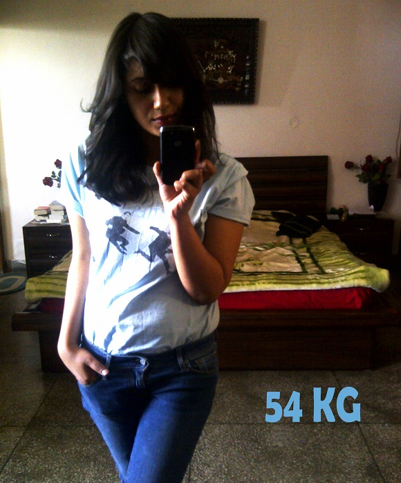 How I lost 16 kgs Weight in 6 months Prerna at 54 kgs