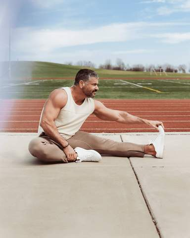Stretching Before Workout - Born Tough Blog
