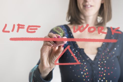 Balance your work life and fun life
