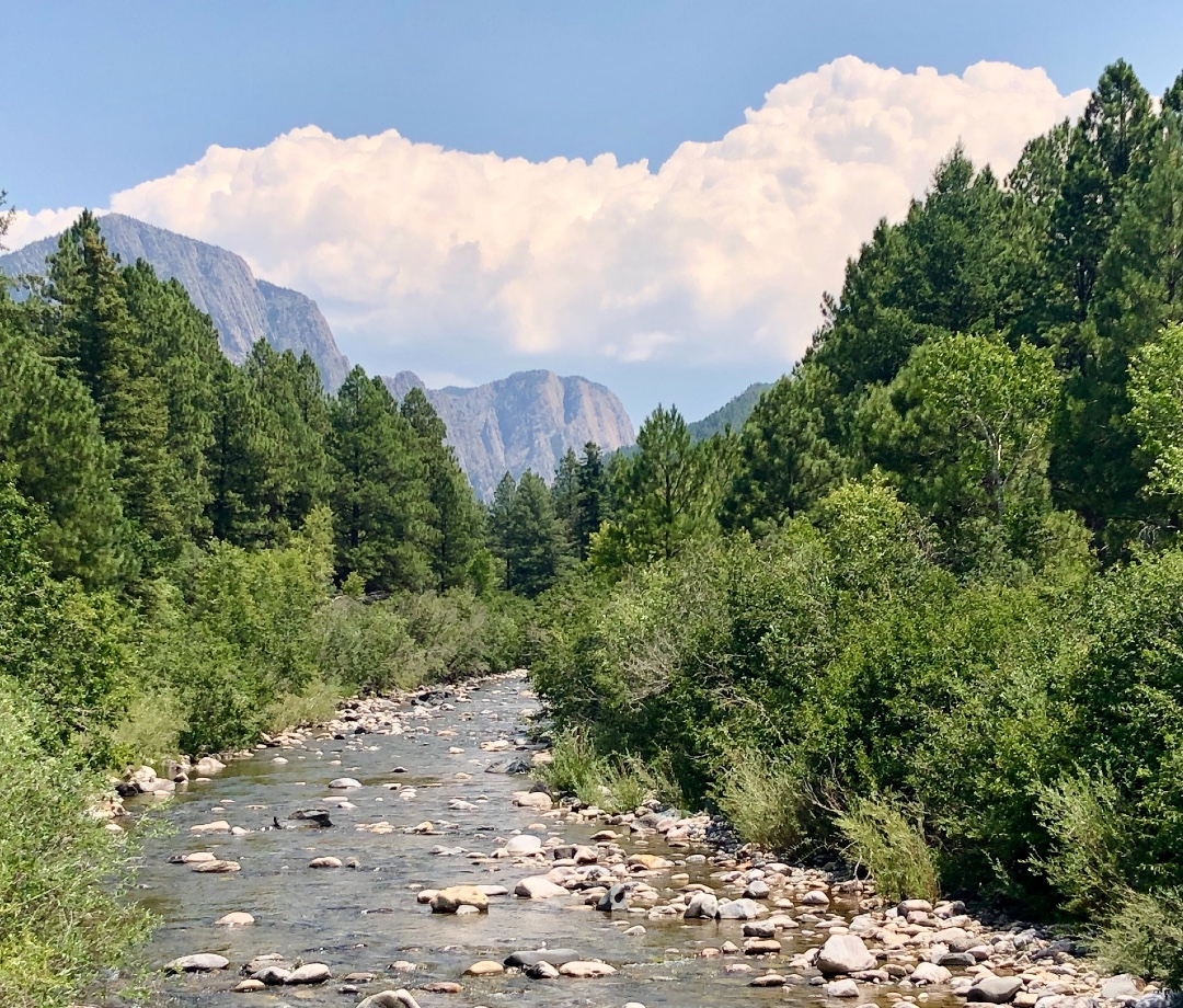 Chama, Rio Arriba County, NM, USA