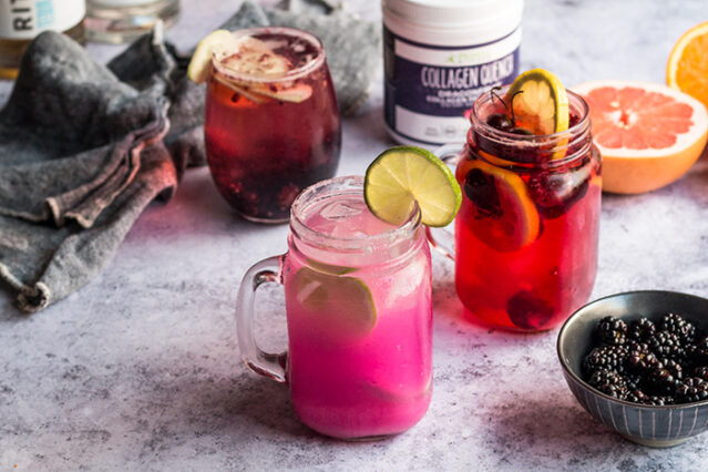 mocktails alcohol alternatives