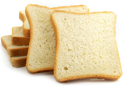 Foods Which Make You Fat white bread