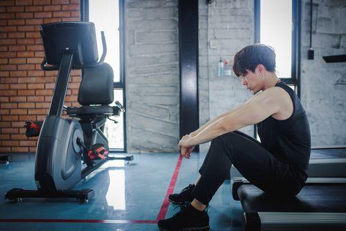 you Dont exercise enough