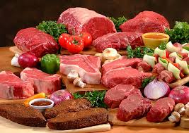 chicken and meat in high protien diet