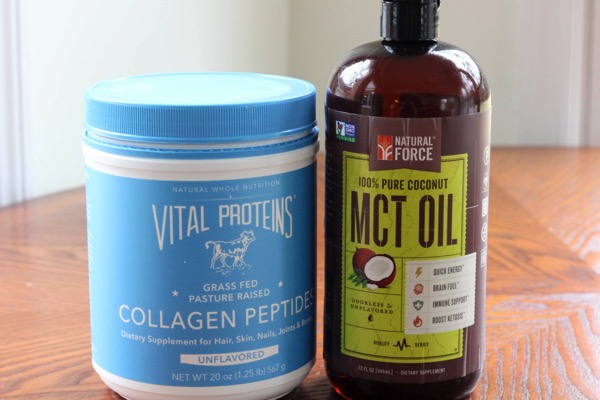 Products for healthy long hair