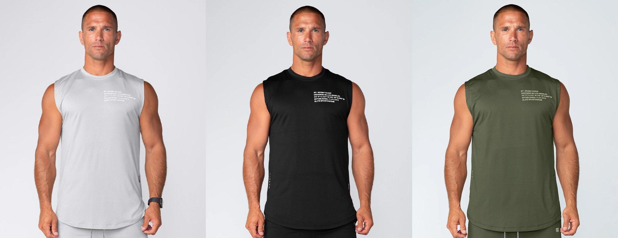 Born Tough Air Pro Sleeveless Shirt