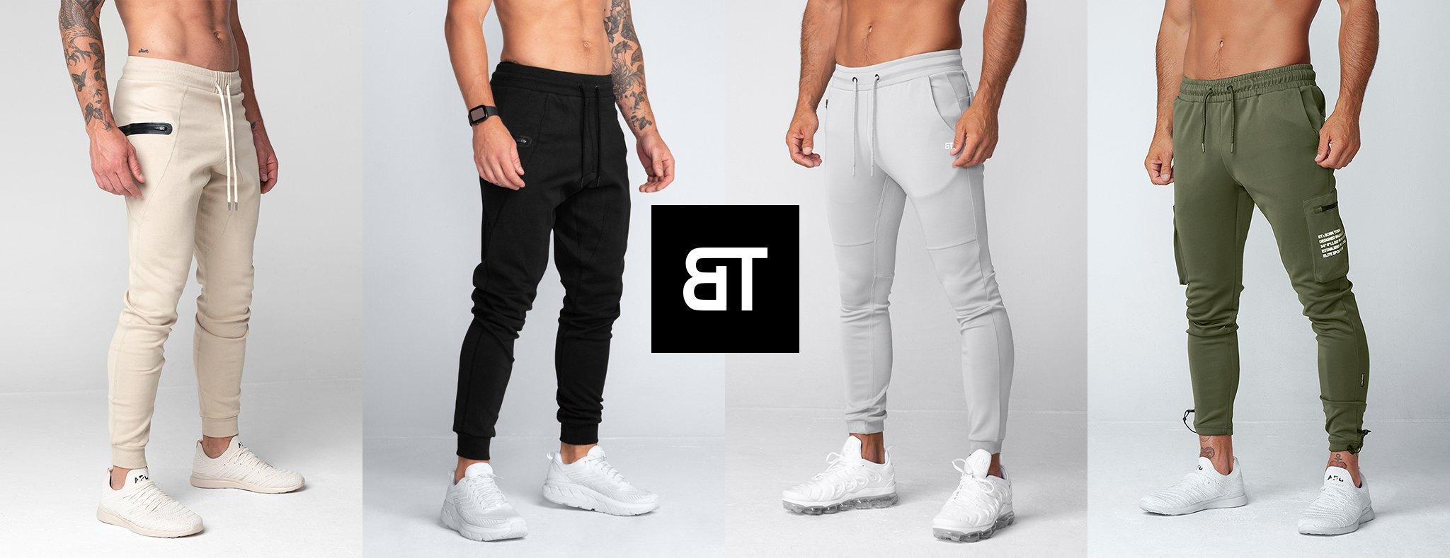 Born Tough Jogger Pants