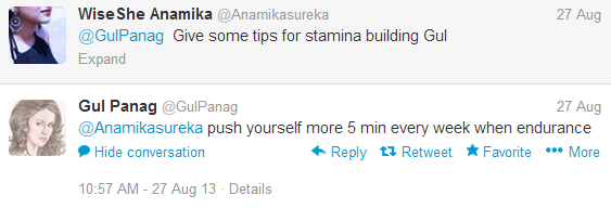 HOW TO BUILD UP STAMINA TO LOSE WEIGHT