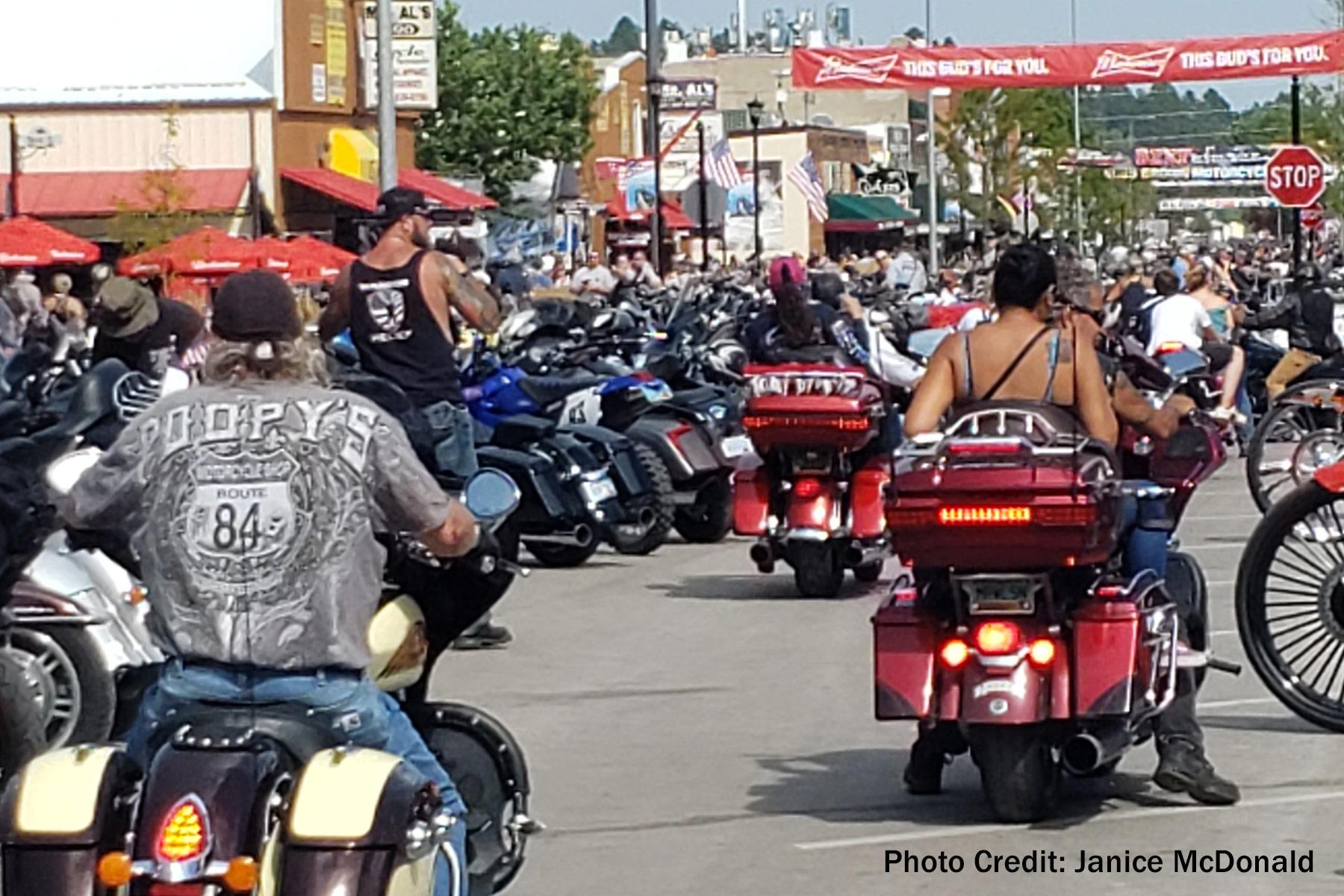 coronavirus sturgis motorcycle rally