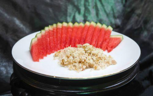 Watermelon Fries