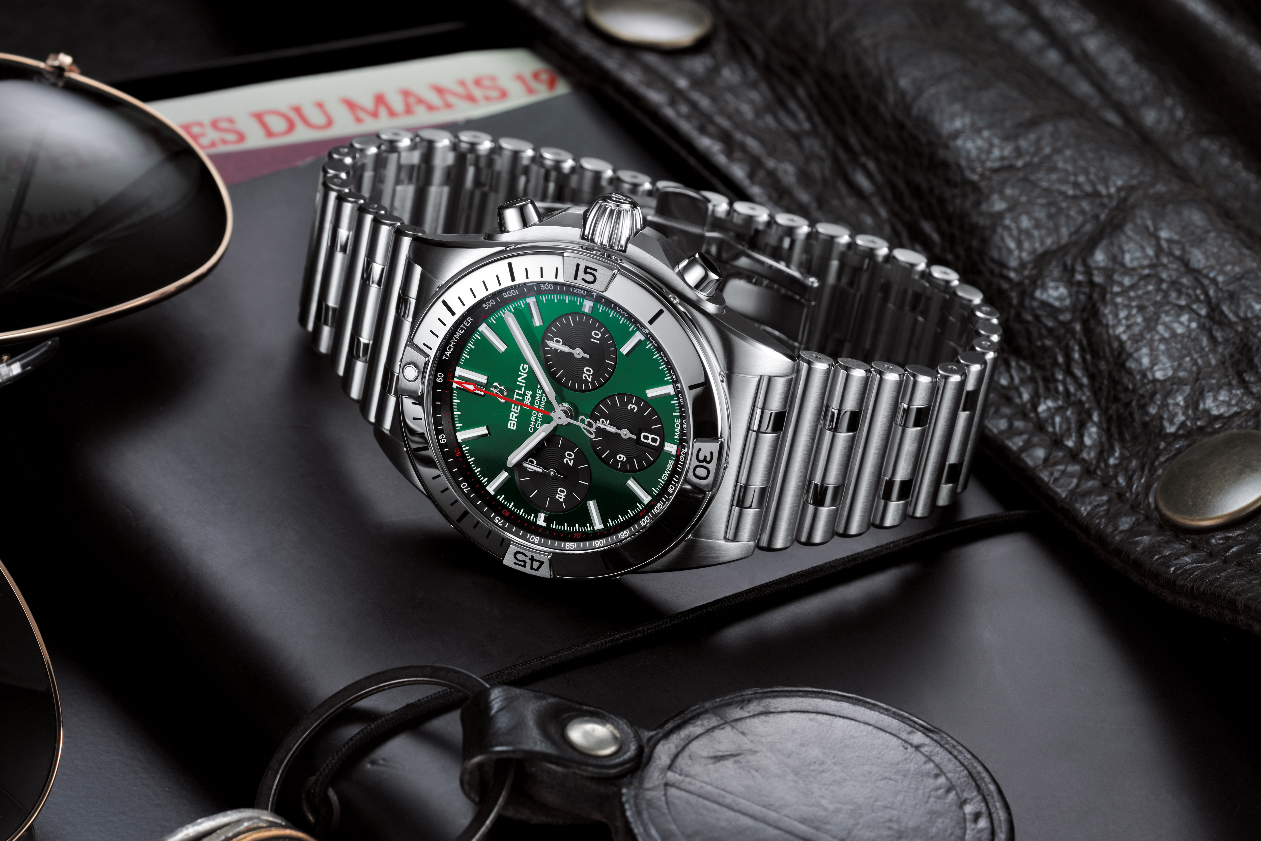 Breitling Chronomat B01 42 Bentley Edition