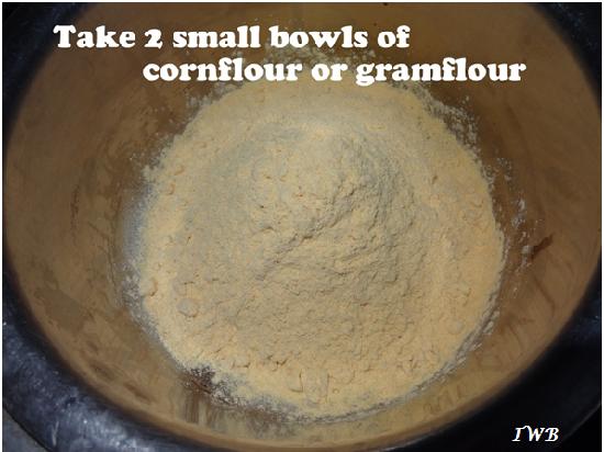 healthy besan parantha recipe