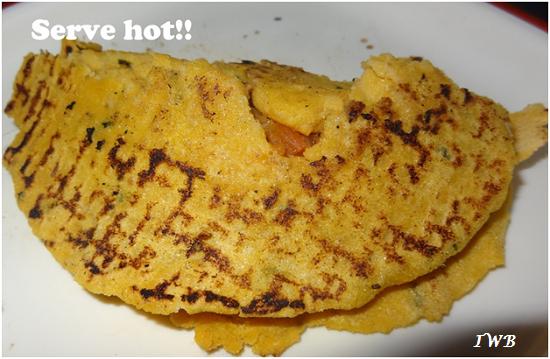 Indian Vegetarian Low GI Recipe