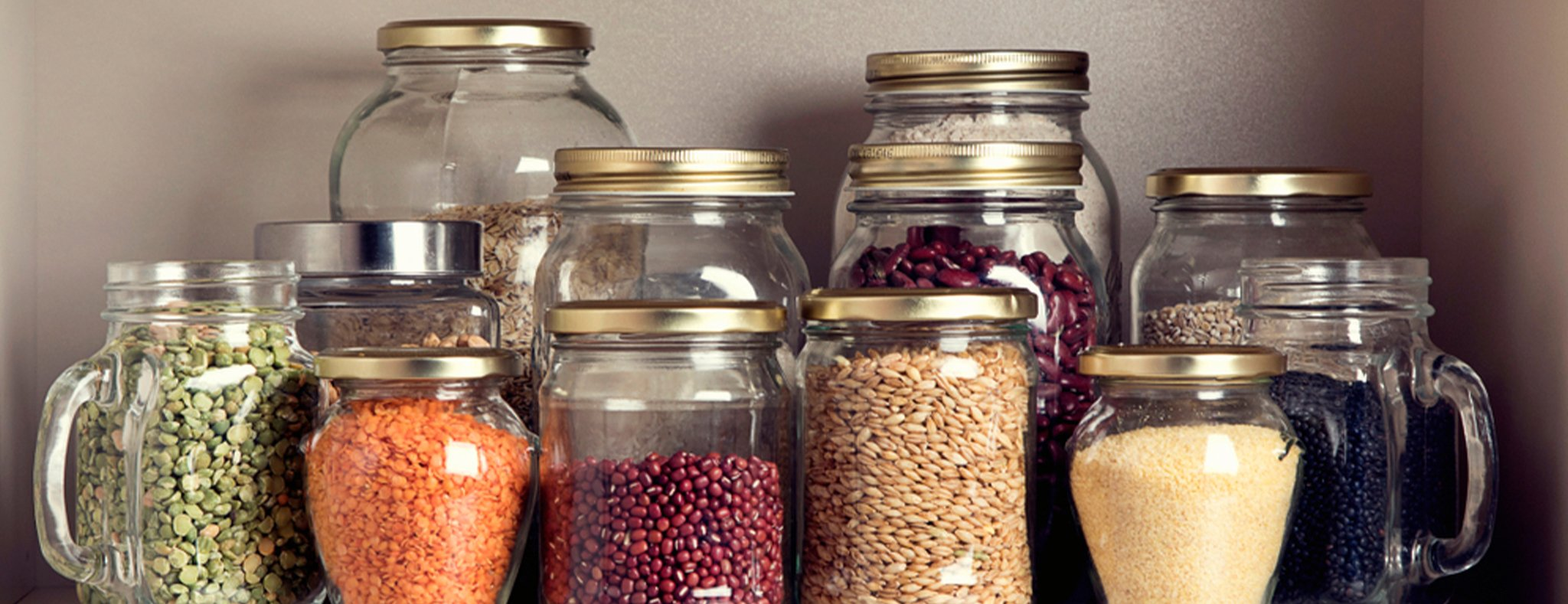 Keep the Pantry Stocked
