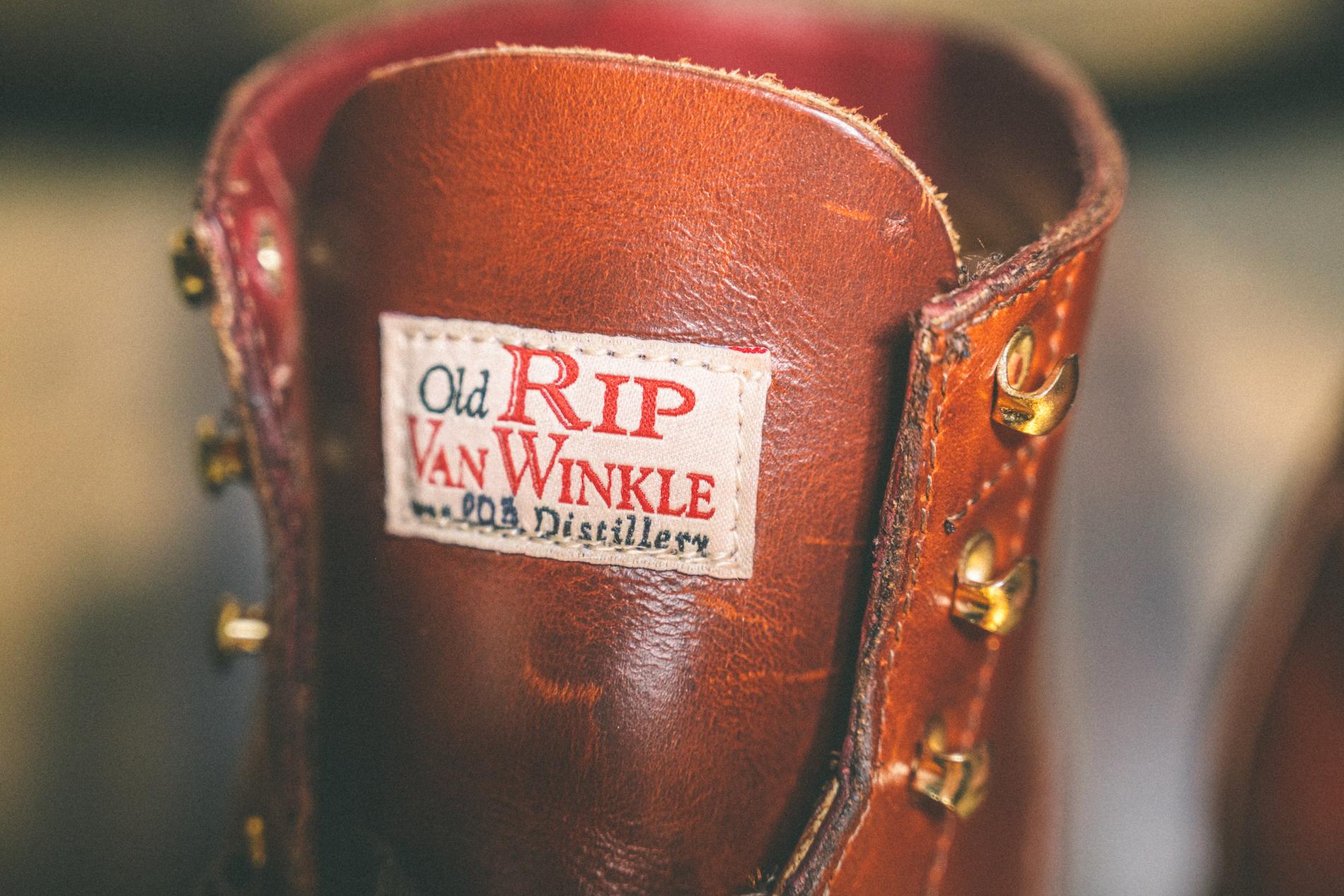 Wolverine x Old Rip Van Winkle Boot