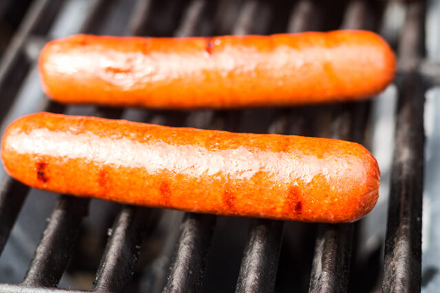 keto completo hot dog