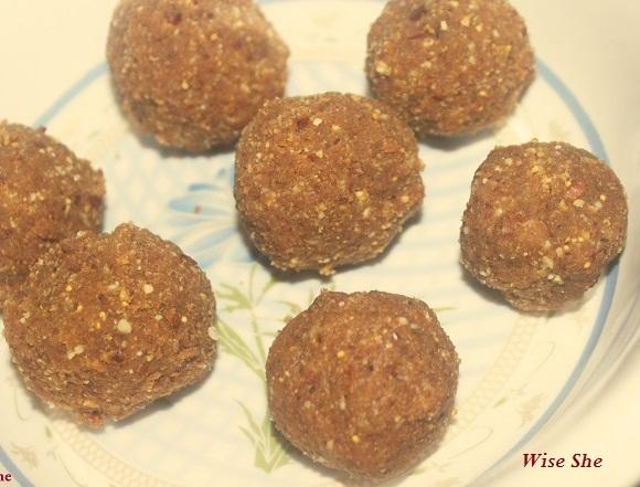 Sugar Free Nut Bites - Nut Recipe For Diabetics|Wheat Belly|Paleo