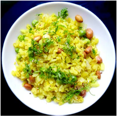 Quick And Healthy Breakfast Ideas For Weight Loss poha
