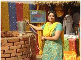 Priyanka's Weight Loss Story before pic