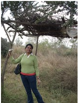 Priyanka's Weight Loss Story before