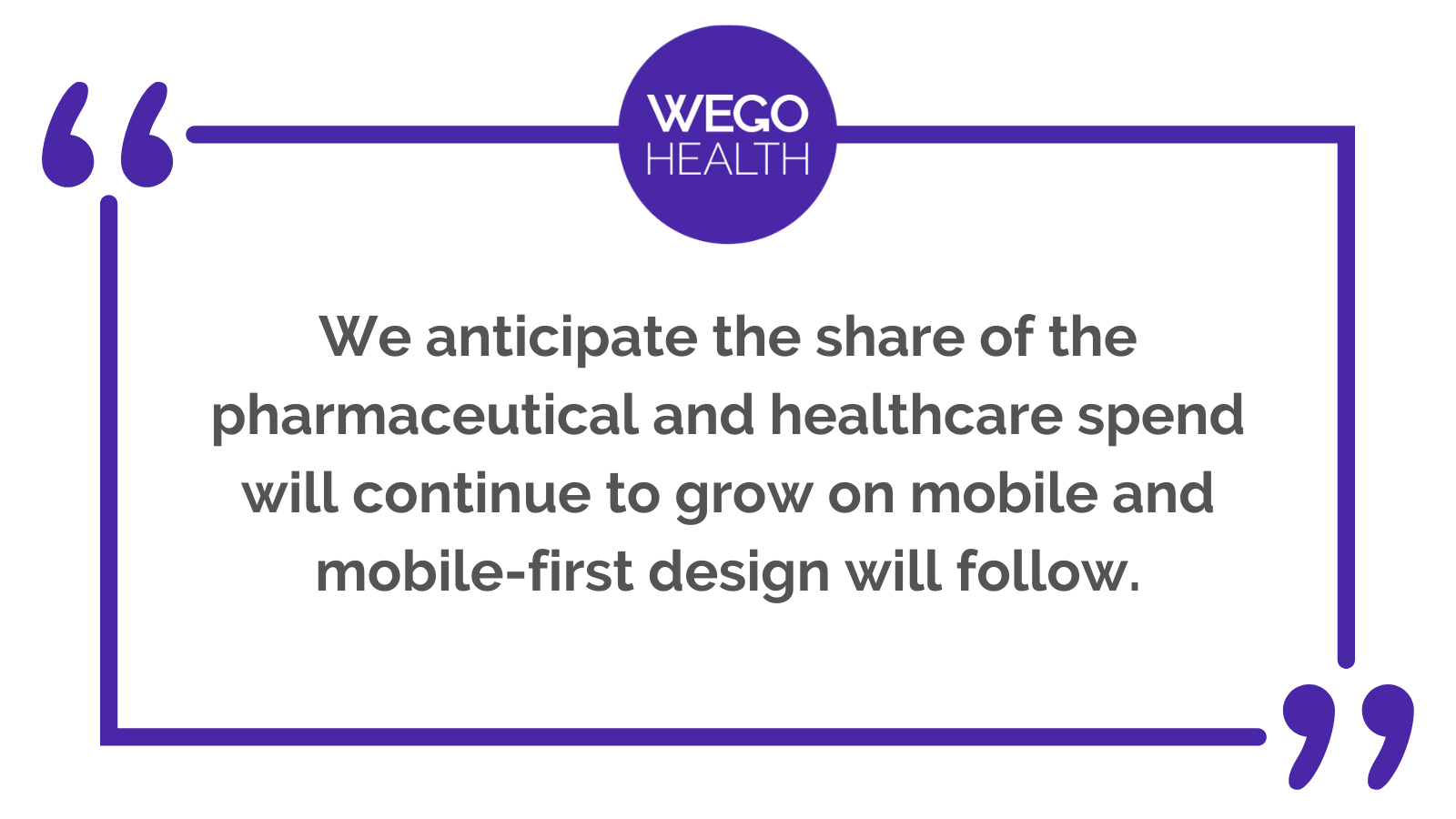 2021 Pharma DTC Marketing Trends WEGO Health
