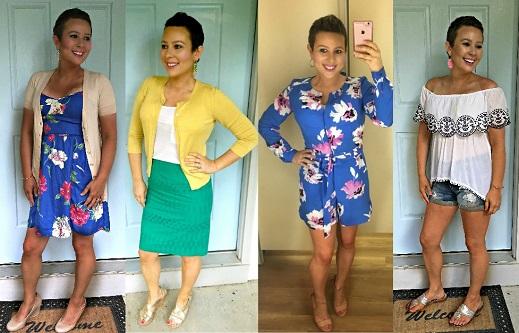 Anna Crollman outfits