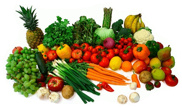 fruits-and-veggies- ornish diet
