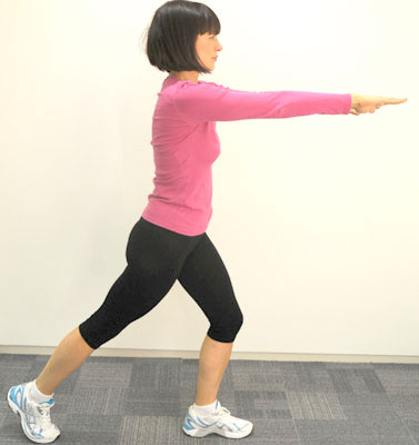 tap-backs best exercise to lose weight