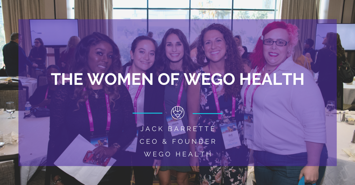 International Women's Day WEGO Health
